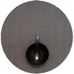 Коврик круглый 38см фото — интернет-магазин посуды Posud:Meister