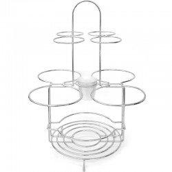 Металлическая подставка 48см фото — интернет-магазин посуды Posud:Meister