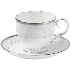 Чашка чайна з блюдцем 220мл фото - інтернет-магазин посуду Posud:Meister