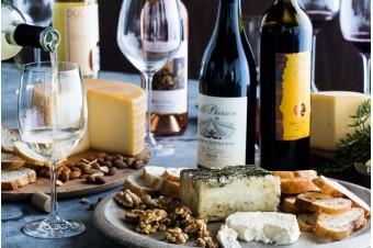 Принципы сочетания сыров и вина