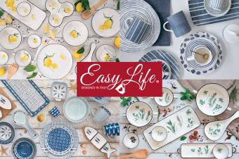 Коллекция Easy Life лето-осень 2020 уже в Posud:meister