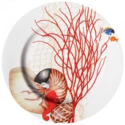 Тарілка салатна 21,5см фото - інтернет-магазин посуду Posud:Meister