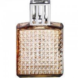 Лампа Діамант 375мл, бурштиновий
