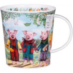 Fairy Tales Three Little Pigs кухоль 320мл