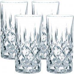 Набір склянок для напоїв 375мл (4 шт.)