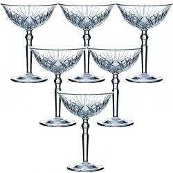 Набор бокалов для шампанского 200мл (6шт.) фото — интернет-магазин посуды Posud:Meister