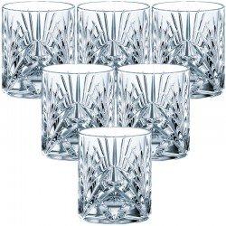 Набір склянок для віскі 238мл (6шт.) фото - інтернет-магазин посуду Posud:Meister