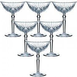 Набір келихів для шампанського 200мл (6шт.) фото - інтернет-магазин посуду Posud:Meister