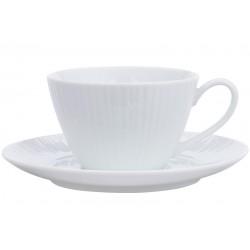 Чашка чайная с блюдцем 300мл фото — интернет-магазин посуды Posud:Meister