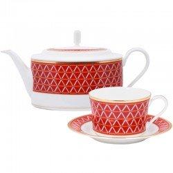 Чайний сервіз 6/17 фото - інтернет-магазин посуду Posud:Meister