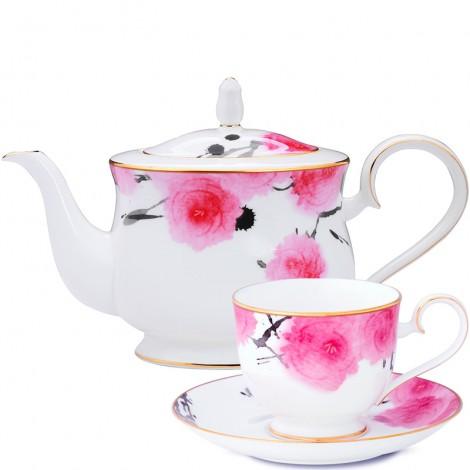 Купити Чайний сервіз 6/17 4968_T17A 101005685, фото 1, ціна, відгуки