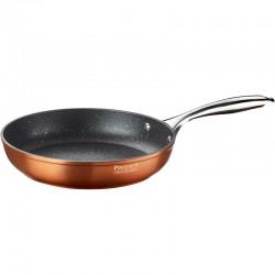 Сковорода круглая без крышки 26см