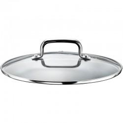 Крышка стеклянная 16см фото — интернет-магазин посуды Posud:Meister